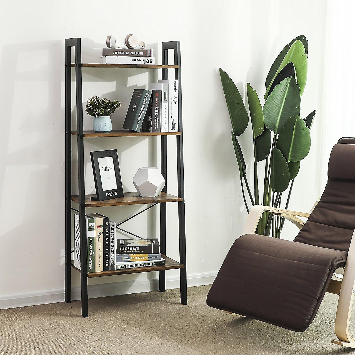 Industrial wall cabinet with 4 layers