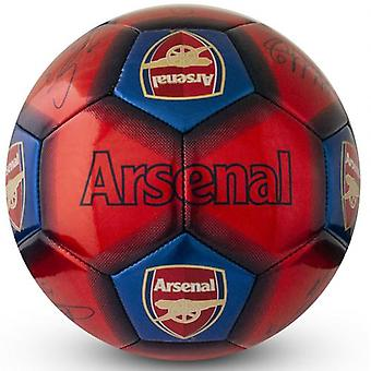 Arsenal Football Signature