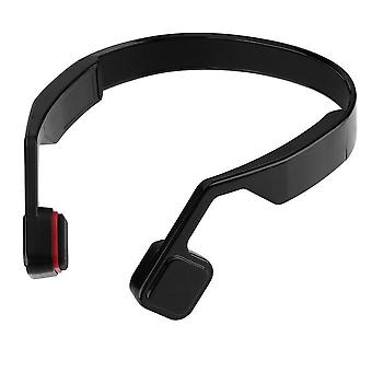 Bone conduction headphones - bluetooth 4.0, 123db, 200mah battery, hands-free phone calls, 10m bluetooth range