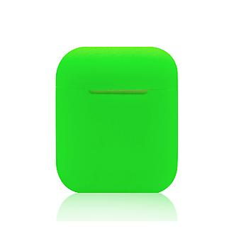 Silikons Shell Case für Apple Airpods/Airpods 2-Green
