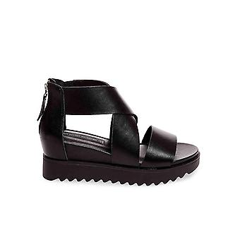 STEVEN by Steve Madden Womens keanna Open Toe Casual Slide Sandals