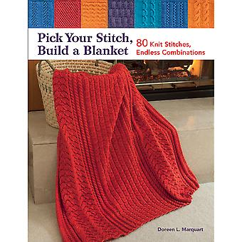 Martingale & Company-Pick Your Stitch, Build A Blanket MG-84483