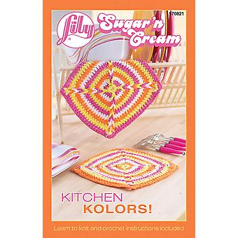 Lily Kitchen Kolors Sugar'n Cream Lil 70821