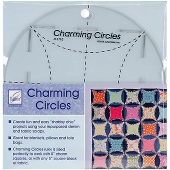 Charming Circles Ruler Jt1710