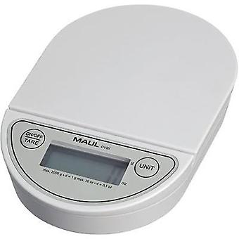 Maul MAULParcel scales Weight range bis 2 kg