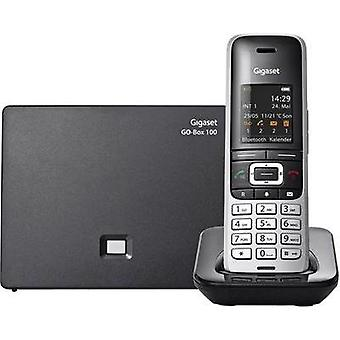 Cordless VoIP Gigaset S850A GO Answerphone Colour TFT/LCD