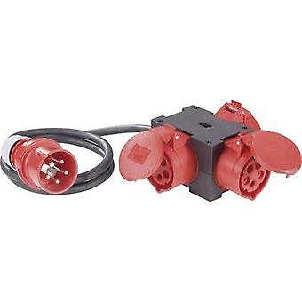 CEE power distributor 9430721 9430721 400 V 16 A PCE