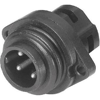 Amphenol C016 10C006 000 12 Device Plug C16-1 Nominal current: 10 A Number of pins: 6+PE