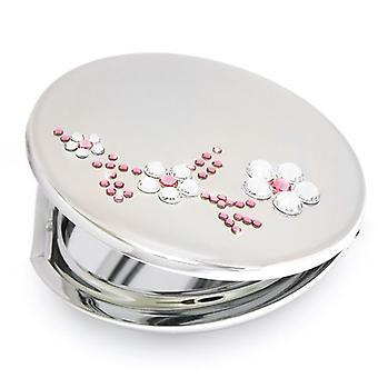 Roze compacte spiegel ACSP-21.1