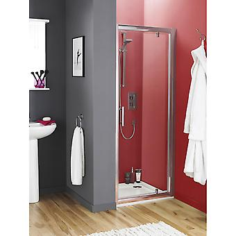 Premier 900mm Easy Fit Pivot Shower Door – 6mm Thick