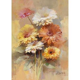 Floral bouquet I Poster Print by Willem Haenraets 4418674d78