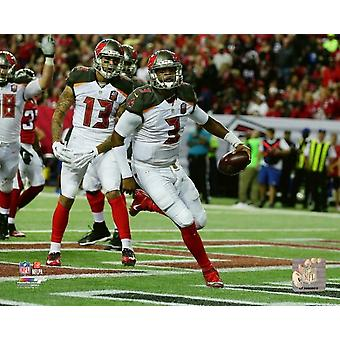 Jameis Winston 2015 Action Photo Print