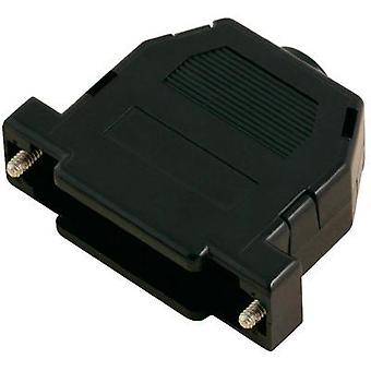 D-SUB housing Number of pins: 15 Plastic 180 ° Black MH Connectors 2360-0101-02 1 pc(s)