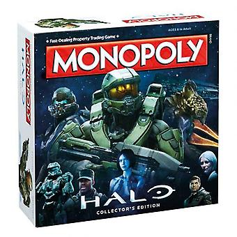 Halo Edition monopolie