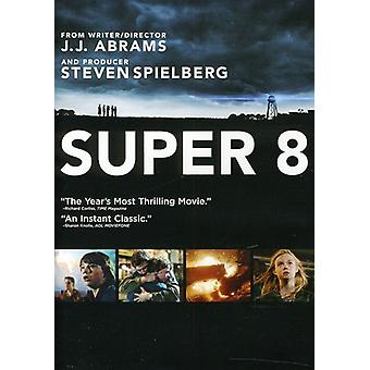 Super 8 [DVD] USA import