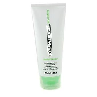 Paul Mitchell levigante Straight funziona (leviga e controlli) - 200ml / 6.8 oz