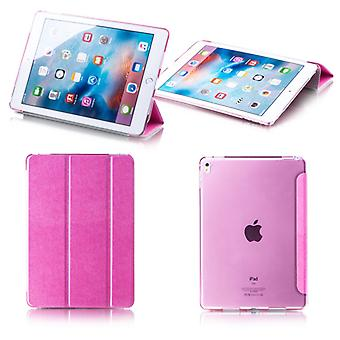 WIGENTO smart cover Pink for Apple iPad Pro 9.7 inch bag cover case protective sleeve