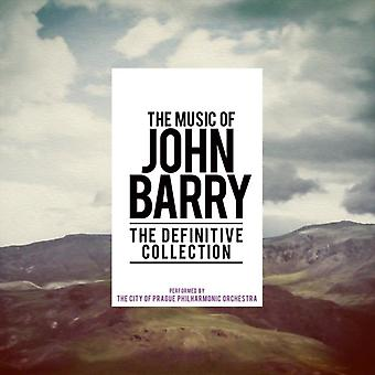 The Music Of John Barry - The Definitive Collection by The City Of Prague P