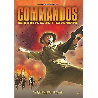 Commandos Strike at Dawn [DVD] USA import