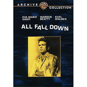 All Fall Down [DVD] USA import