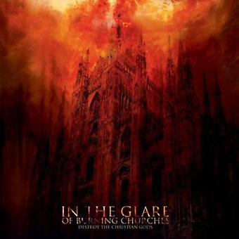Graveland - In the Glare of Burning Churches [CD] USA import