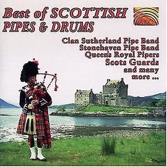 Das beste von schottischen Pipes & Drums - beste der schottischen Pipes & Schlagzeug [CD] USA importieren