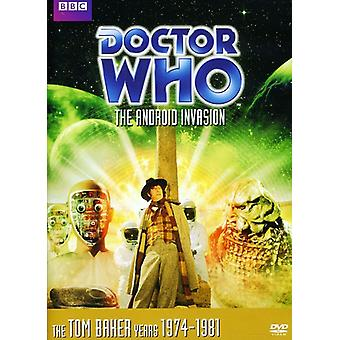 Doctor Who - Doctor Who: Ep. 83-Android Invasion [DVD] USA import