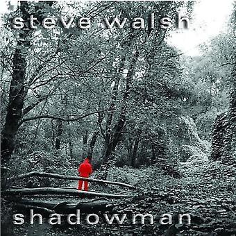 Steve Walsh - Shadowman [CD] USA import
