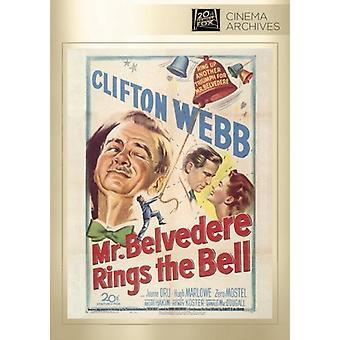 Mr. Belvedere Rings the Bell [DVD] USA import