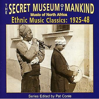 Secret Museum of Mankind - Music of North Africa [CD] USA import