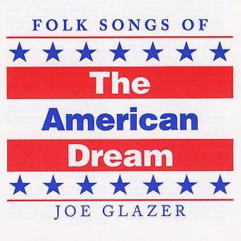 Joe Glazer - folkesange af amerikanske drøm [CD] USA importen