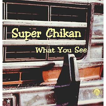 Super Chikan - What You See [Vinyl] USA import