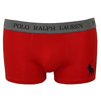 Polo Ralph Lauren Polo Ralph Lauren Royal Red Pouch Boxer tronco con cintura grigio