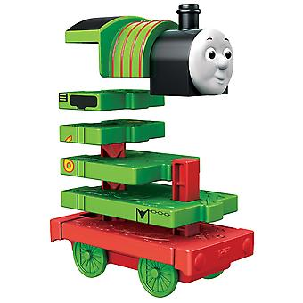 Fisher-Price My First Thomas & Friends Train Percy Stack-a-Track