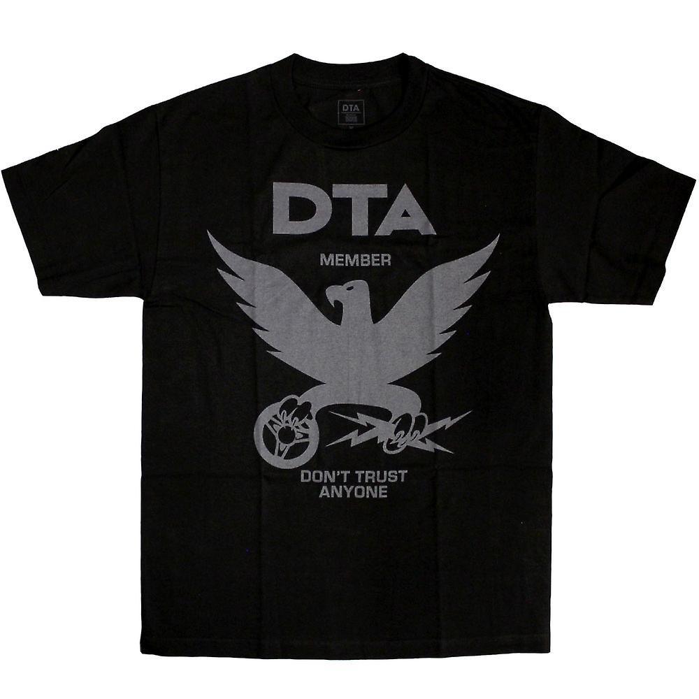 DTA RS Eliasson ny T-shirt svart grå