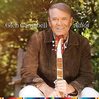 Glen Campbell - Adios importación [vinilo] Estados Unidos