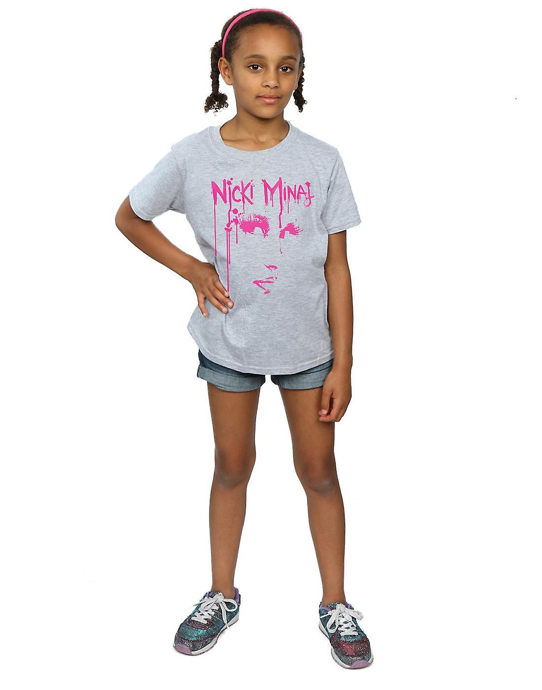 Nicki Minaj Girls Face Drip T-Shirt