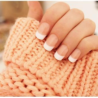 BOO9 - Fingernails False Nails Oval Naturally Nail 500 Nail Artificial from Boolavard