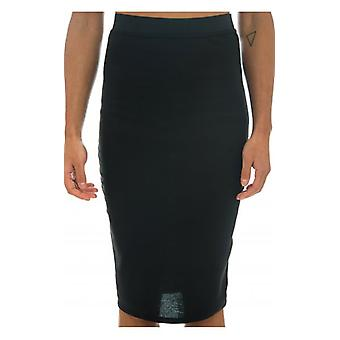 The Fashion Bible Sweet Fever Bodycon Skirt In Black