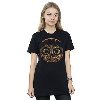 Coco Face Miguel novio de Disney las mujeres Fit camiseta