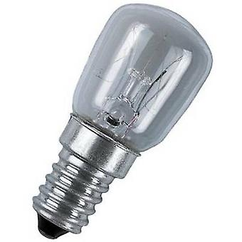Refrigerator lamp 57 mm OSRAM 230 V E14 25 W Special shape dimmable 1 pc(s)