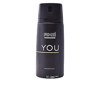 Axe You Deo Vapo 150ml Mens New Spray Sealed Boxed