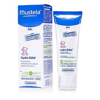 Mustela Hydra-Bebe Facial Cream - Normal Skin 40ml/1.35oz