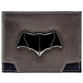 DC Comics Batman Superman Bat Emblem ID & Card Bi-Fold Wallet