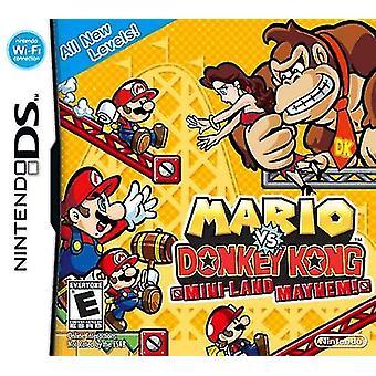 Mario vs Donkey Kong mini-Land Mayhem! (Nintendo DS)