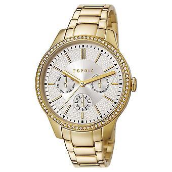 ESPRIT Handklockor armband klocka Alice rostfritt stål guld ES107132006