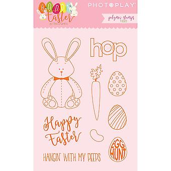 Hoppy Easter Polymer Stamps