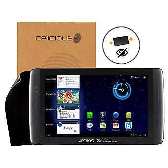 Celicious Privacy 2-Way Anti-Spy Filter Screen Protector Film Compatible with Archos 70b Internet Tablet