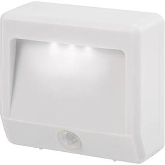 Renkforce Girona EMN404PIR LED night light (+ motion detector) Rectangular LED Cold white White