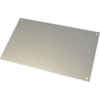 Bopla 27000700 främre plattan Aluminium Aluminium